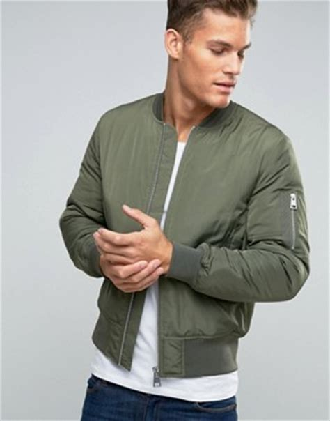 Jaket Jacky s bomber jackets aviator flight jackets asos