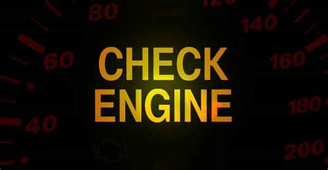 what does it when your check engine light blinks what does a check engine light south bay
