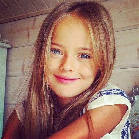 10 yo models meet 9 year old model kristina pimenova