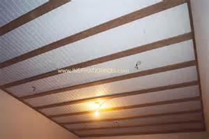r 233 alisation de plafonds en bois sur mesure d esprit bateau