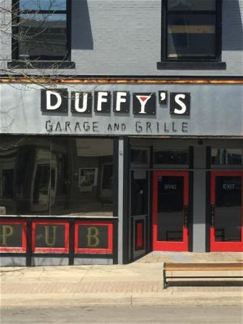 Duffy Garage by Duffy S Garage Grille Petoskey Restaurant Reviews