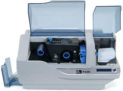 Printer Zebra P330i zebra p330i card printer research buy call for advice