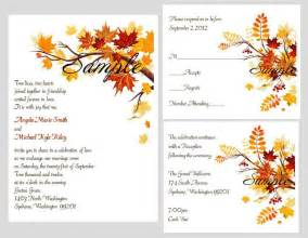 42 Best Fall Free Printables Images On Pinterest Halloween Prop Holidays Halloween And Autumn Fall Invitation Templates Free