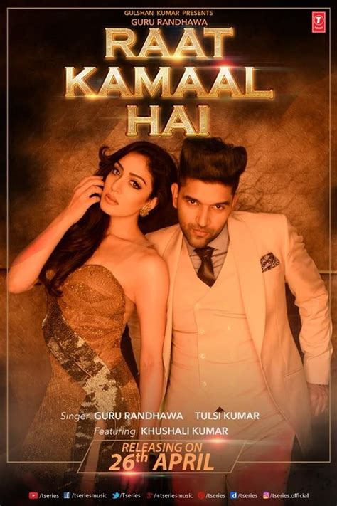 raat kamaal hai mp song belongs  punjabi songs raat