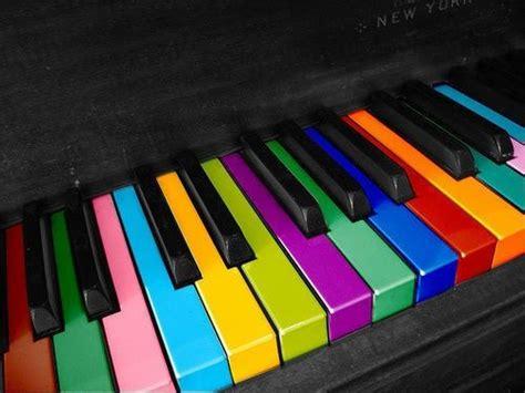 Rainbow Piano rainbow piano world of color