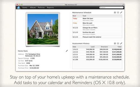 mac app store home inventory