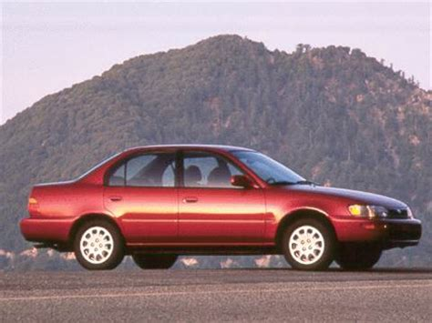 1993 toyota corolla | pricing, ratings & reviews | kelley