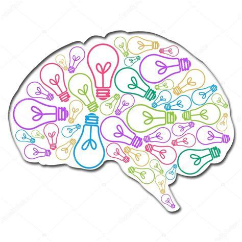 colorful ideas brain filled with ideas colorful stock photo 169 ileezhun