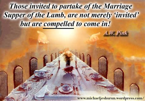 Bible Wedding Supper by The Marriage Supper Of The