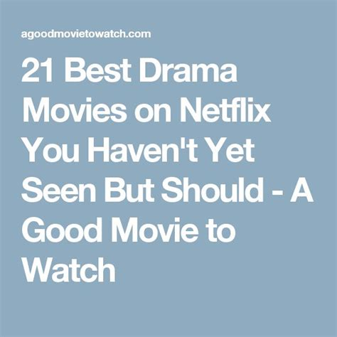 Best Drama Film Quotes | best 25 best drama movies ideas on pinterest best