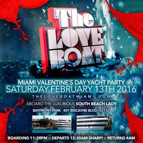 valentines day miami the boat 2016 miami valentine s day yacht