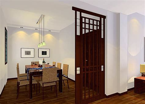room partition designs partition design small dining room 01