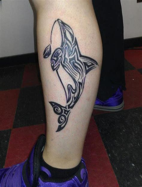 tribal orca tattoo whale tattoos designs ideas and meaning tattoos for you