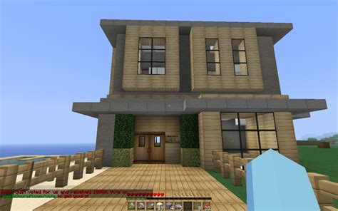 nice house designs minecraft nice modern house minecraft small house plans 15859