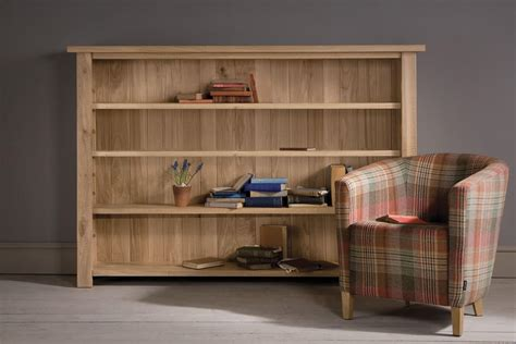 Low Wide Bookcase Bookshelf Glamorous Low Wide Bookcase Wide Low