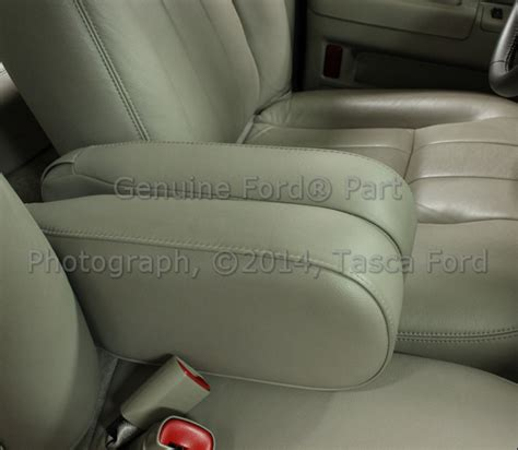 crown leather seat covers new oem leather front seat center armrest cover crown