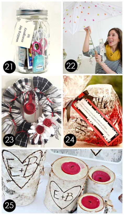 creative gift ideas for bridal shower 60 best creative bridal shower gift ideas