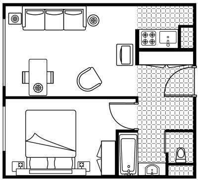 ta one bedroom apartment 1 bedroom apartment citadines r 233 publique paris serviced apartments citadines