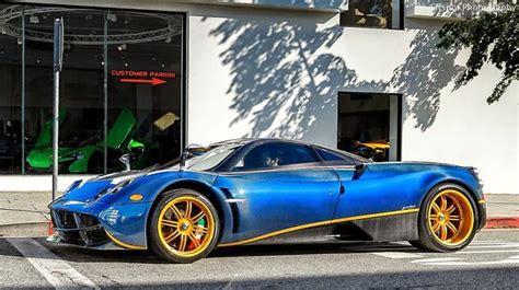 pagani huayra carbon fiber pagani huayra 730 s with a blue carbon fiber body and