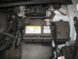 Hyundai Accent Battery Pin Generation V On On