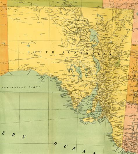 south australia map nationmaster maps of australia 21 in total