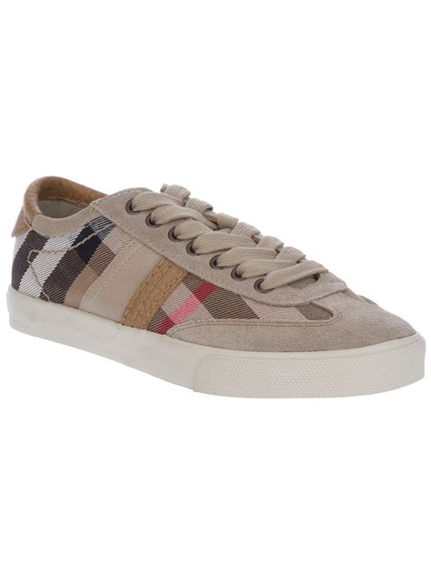 burberry sneakers burberry all star checked sneaker aasneakers