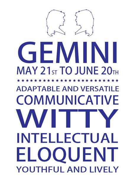 gemini horoscope crystals and birthstones