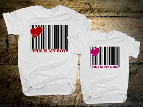Kaos Pria Barcode kaos baju jaket baju pasangan kaos rachael edwards