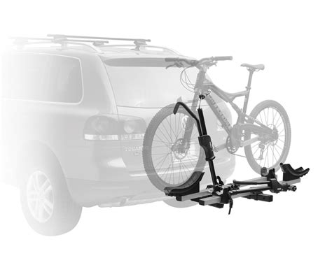 Installing Thule Bike Rack by Thule 917xtr T2 Hitch Bike Rack For 1 25 Quot Hitch