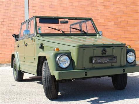 vw kubelwagen for sale 1972 vw volkswagen thing type 181 kubelwagen for sale