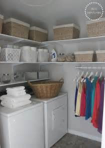 Storage For Laundry Room Duo Ventures Laundry Room Makeover
