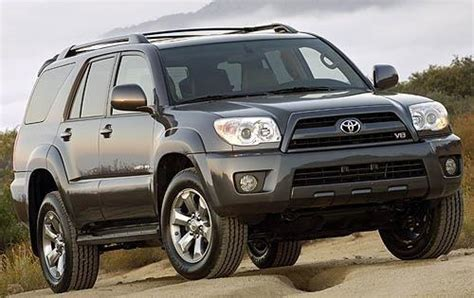 2006 Toyota 4runner Towing Capacity Used 2006 Toyota 4runner For Sale Pricing Features