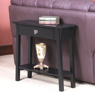 leick mission console table leick mission console table stand slate black
