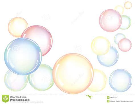 Zayma Soap colorful bubbles stock vector image of circles shape