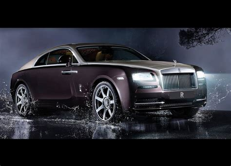 luxury rolls 2014 rolls royce wraith bespoke luxury goes sporty