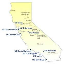 map of california colleges de anza college transfer planning transferring to