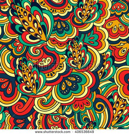 psychedelic pattern video abstract colorful seamless psychedelic pattern stock