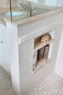 Traditional Shower Bath Shower Niche Traditional Bathroom Chicago By