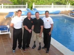 hero soldier who lost 3 limbs in afghan blast opens £2m
