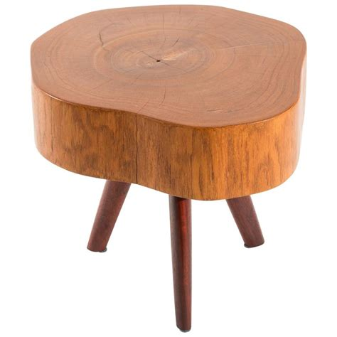 unique signed side table by j 246 rg pietschmann for sale at 1stdibs