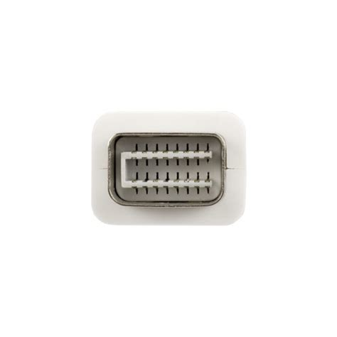 mini dvi 8 inch mini dvi to dvi adapter for macbook mac mini