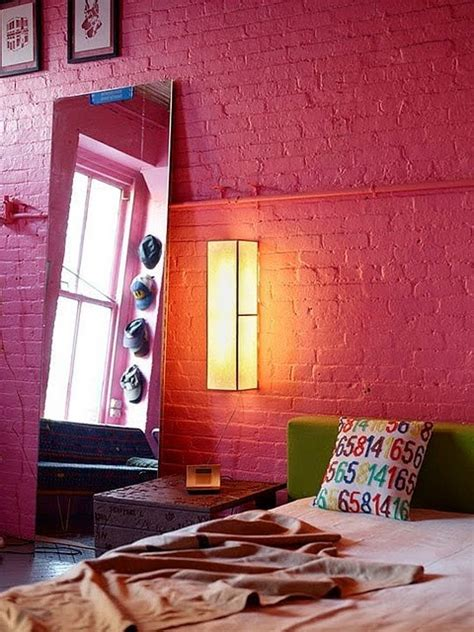 cool interiors  exposed brick walls digsdigs