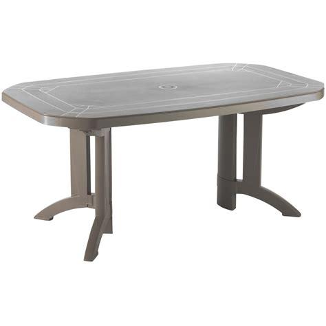 la table de six table de jardin de repas grosfillex v 233 ga rectangulaire