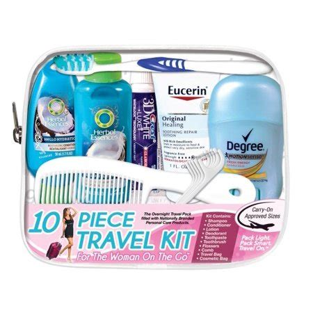 "convenience kits international, ""woman on the go"" deluxe"