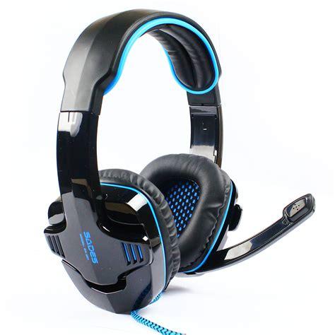 Headset Sades Usb sades sa 901 stereo 7 1 surround gaming headset usb