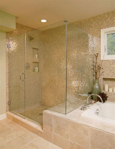 geflieste bäder geflieste dusche 25 wundersch 246 ne bilder