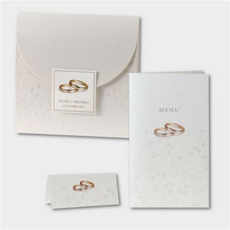 Eheringe Kupferfarben by Hochzeitskarten Sets