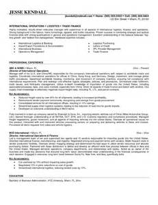 Director Of Operations Resume Sle by Director Operations Resume Sales Director Lewesmr