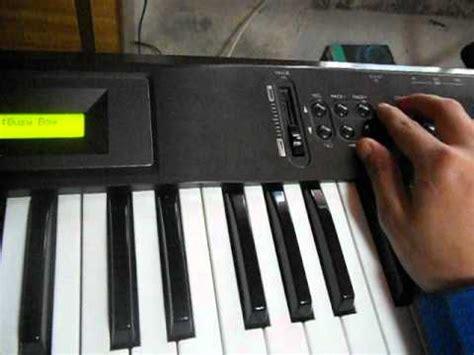 Keyboard Roland X5d como dividir las voces de un teclado korg doovi