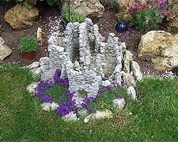 Gartendekoration Selber Basteln Dekoration Im Garten Gartendekoration Selber Machen